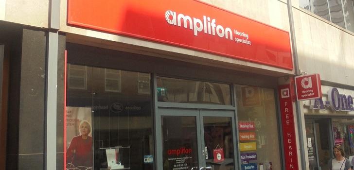 Amplifon anuncia un ERE para despedir a 188 trabajadores en España