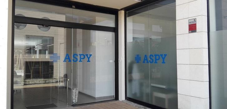 Aspy simplifica su estructura en España y absorbe su unidad de prevención
