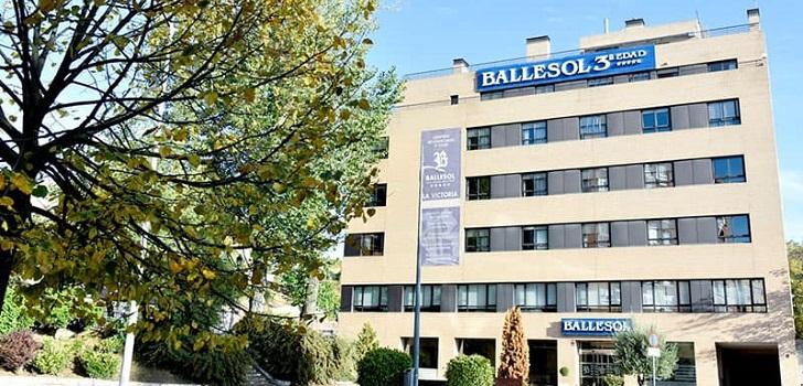 Ballesol rebasa los 140 millones de facturación tras sumar nuevas residencias