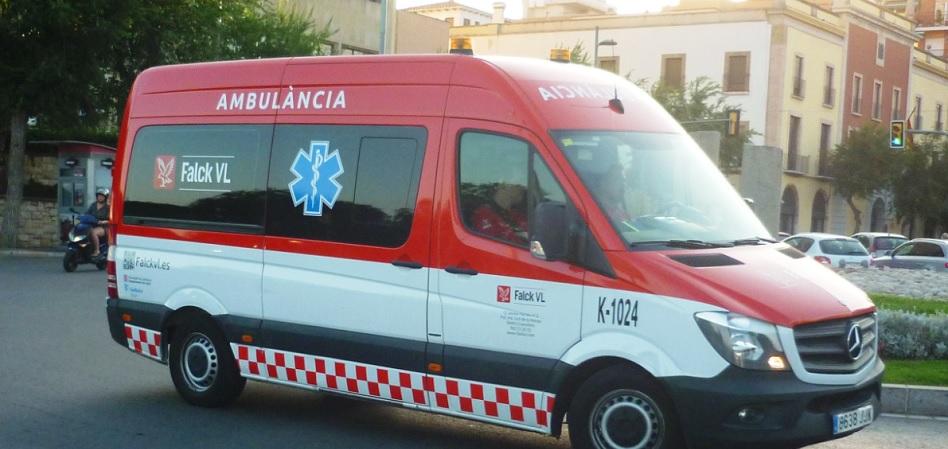 ¡Niino niino! De HTC a Falck, quién conduce el negocio de las ambulancias en España