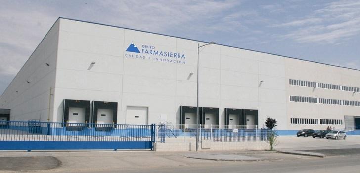 Farmasierra rearma el laboratorio e invierte un millón para modernizar sus instalaciones
