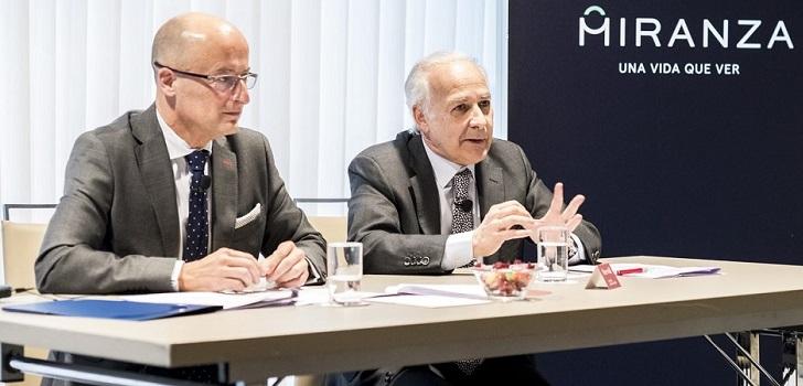 El sector oftalmológico se concentra en España: nace el grupo Miranza