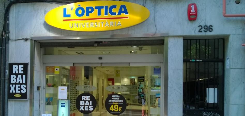 52ec1c33c7 Óptica Universitaria abre un nuevo centro en Castelldefels por 400.000  euros | PlantaDoce