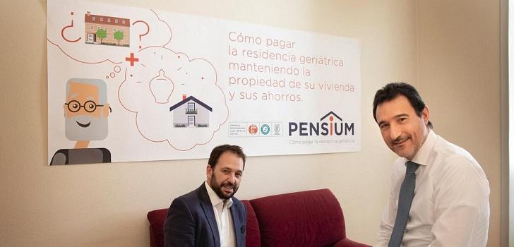 La hipoteca inversa llega a los 'seniors': Pensium se alía con el gigante residencial Amavir