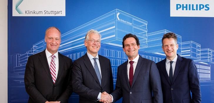 Philips sella un acuerdo con Klinikum Stuttgart para instalar su tecnología médica