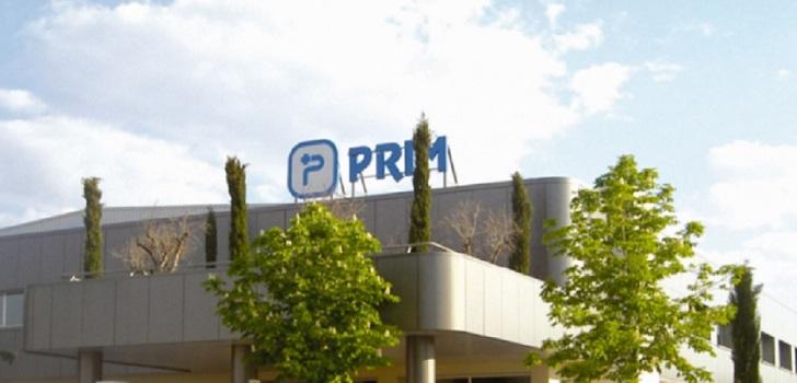 Prim registra un beneficio de 6,8 millones hasta septiembre, un 22% menos