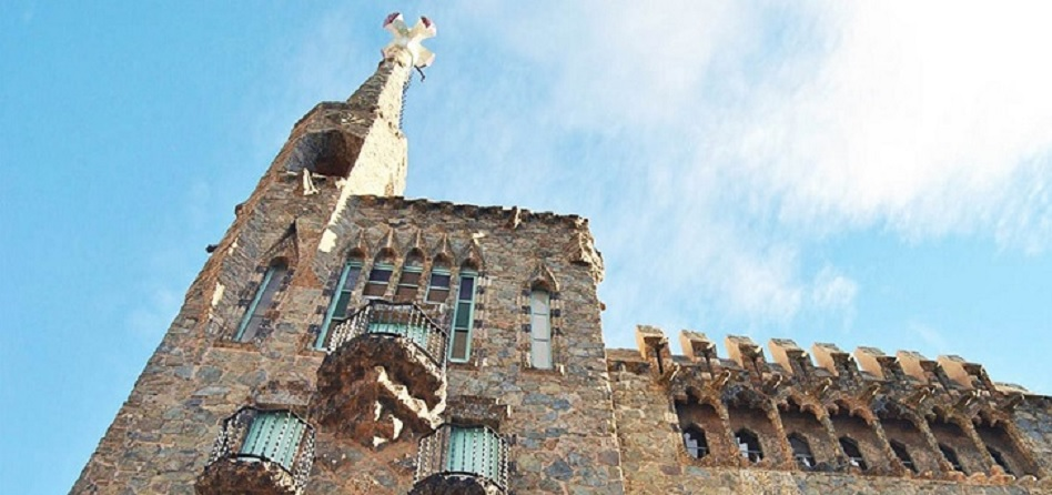 Catalana Occidente compra la Torre Bellesguard, de Gaudí