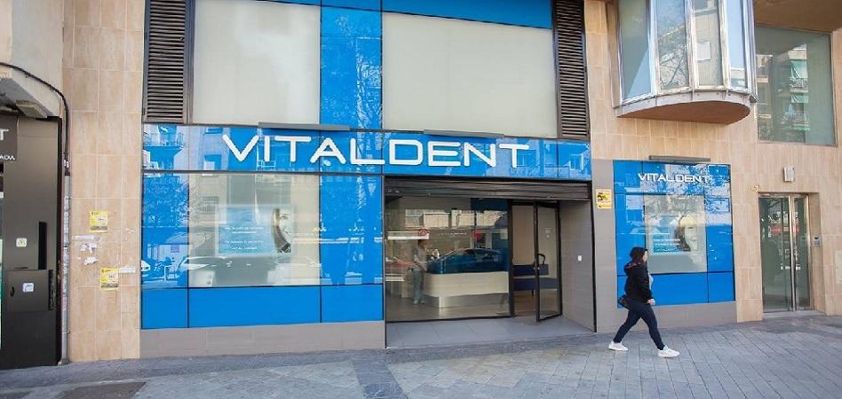 Centro dental de la compañía Vitaldent