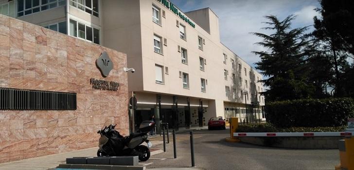Vithas 'salva' al Hospital Pardo de Aravaca: reducción de capital de 15 millones para compensar pérdidas