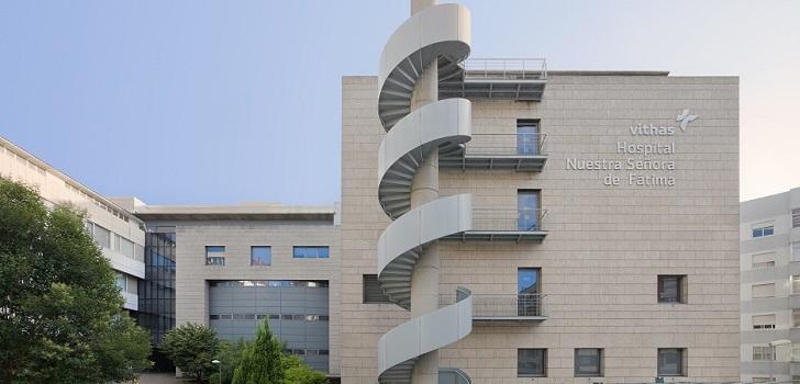 Vithas apruba una inversión de 800.000 euros en su hospital de Vigo