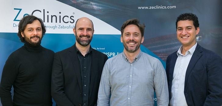 ZeClinics se suma a un proyecto de ocho millones en regeneración cardiaca
