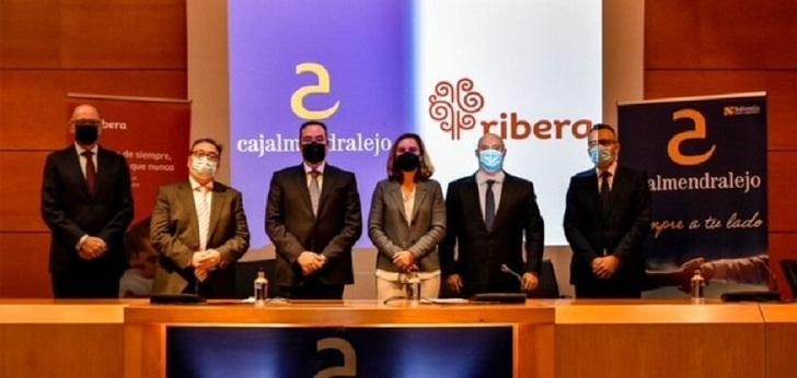 Ribera llega a un acuerdo con Cajalmendralejo para garantizar la continuidad un hospital en Extremadura
