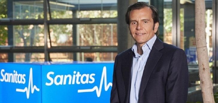Sanitas releva su cúpula: Iñaki Peralta, nuevo consejero delegado