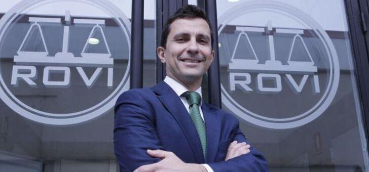 """Javier López-Belmonte (Rovi): """"Granada puede llegar a producir 200 millones de dosis"""""""