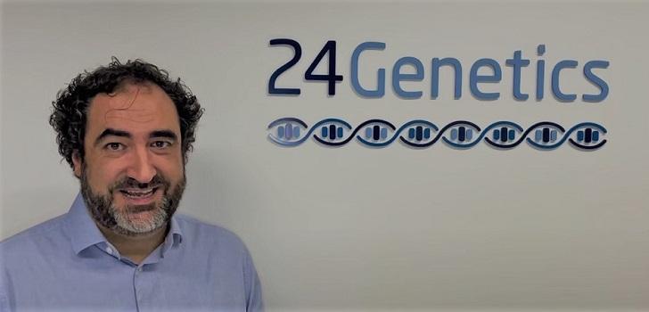 24Genetics cierra una ronda de financiación de 1,1 millones de euros