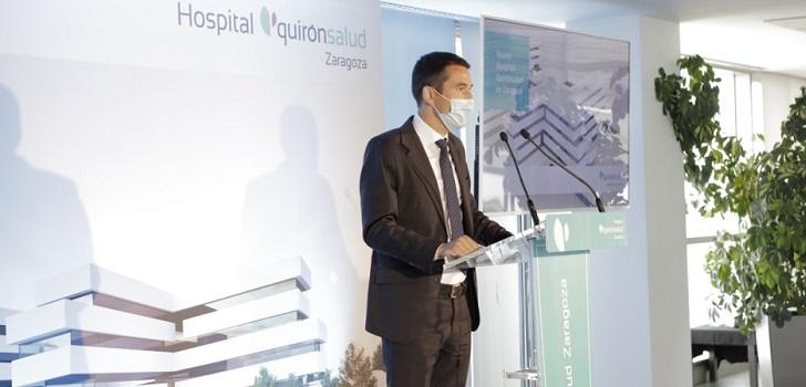 Quirónsalud presenta su nuevo proyecto hospitalario de Zaragoza
