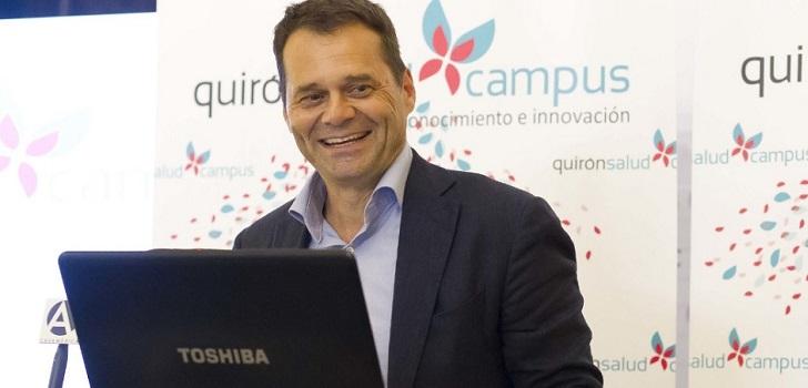 El presidente de Quirónsalud sube su apuesta con un nuevo proyecto sanitario en Madrid