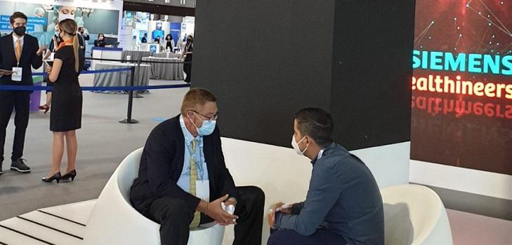 """Luis Cortina (Siemens): """"El futuro de nuestra sanidad pasa por crear 'hubs' de digitalización"""""""