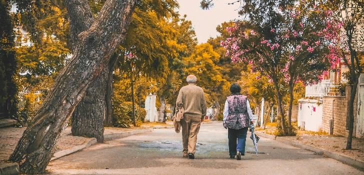 La esperanza de vida se desploma hasta niveles de 2012