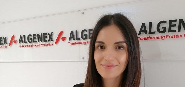 Algenex ficha en Labiana su nueva directora técnica
