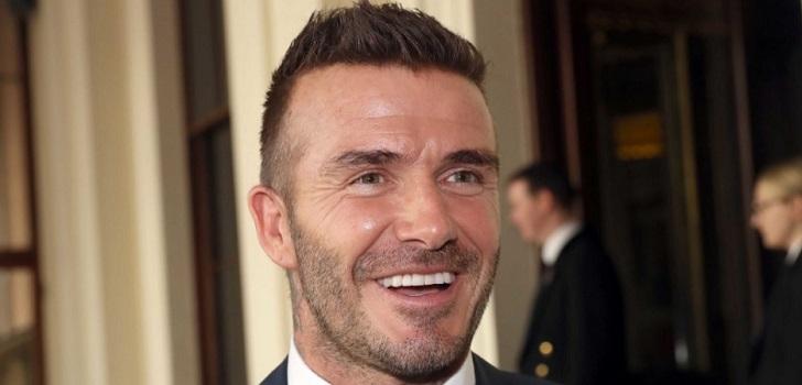 David Beckham se adentra en el mercado del cannabis medicinal