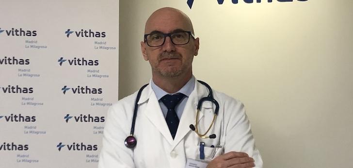 Vithas Madrid La Milagrosa incorpora una nueva unidad de pediatría