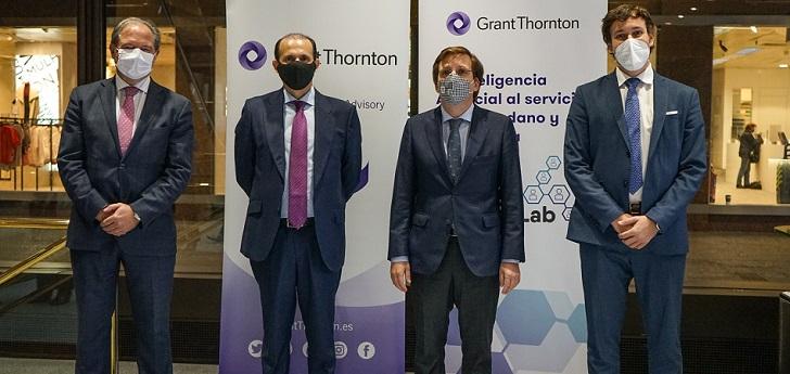 Grant Thornton permitirá a Madrid predecir la demanda de vacunas mediante la inteligencia artificial