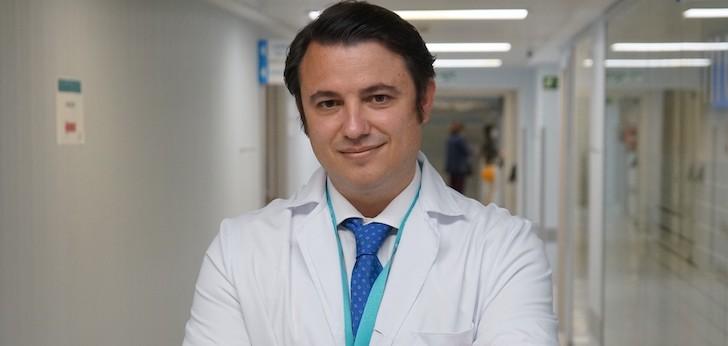 Quirónsalud incorpora un nuevo jefe de servicio de diagnóstico por imagen en el Hospital La Luz