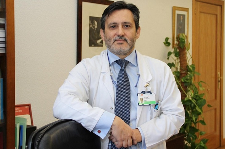 """Julio Mayol (Seiq): """"La robótica en salud tiene que ayudarnos a sostener los costes económicos y el tiempo"""""""