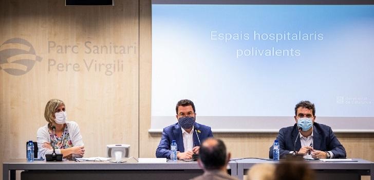 Cataluña invierte 85 millones de euros en cinco nuevos espacios hospitalarios