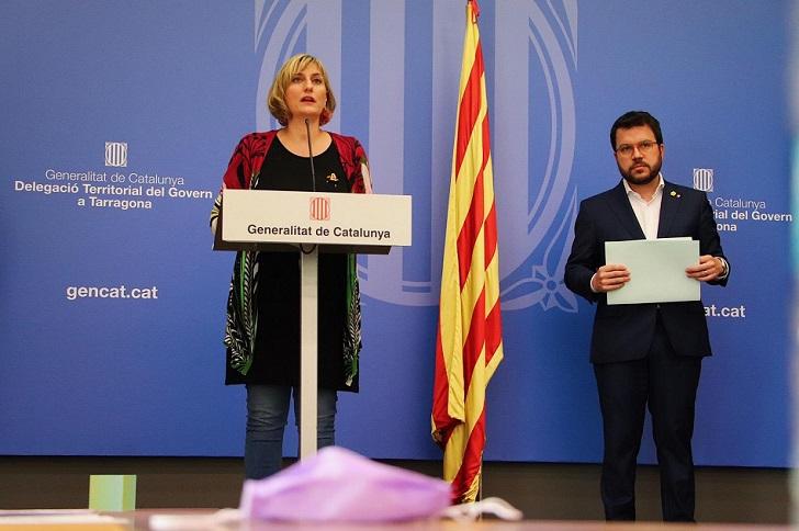Cataluña pospone el paquete de medidas para frenar la segunda ola del Covid-19
