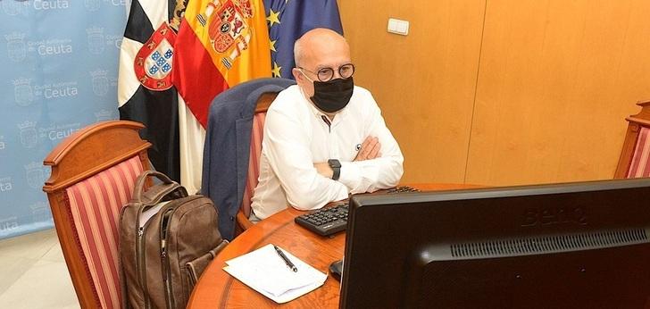 Dimite el consejero de Sanidad de Ceuta