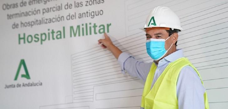 Andalucía invertirá más de 117 millones de euros en infraestructuras sanitarias