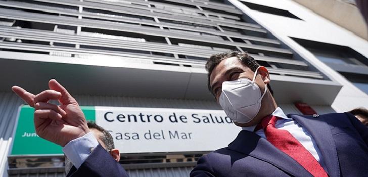 Andalucía reabre el centro de salud Casa del Mar tras una inversión de 2,6 millones de euros