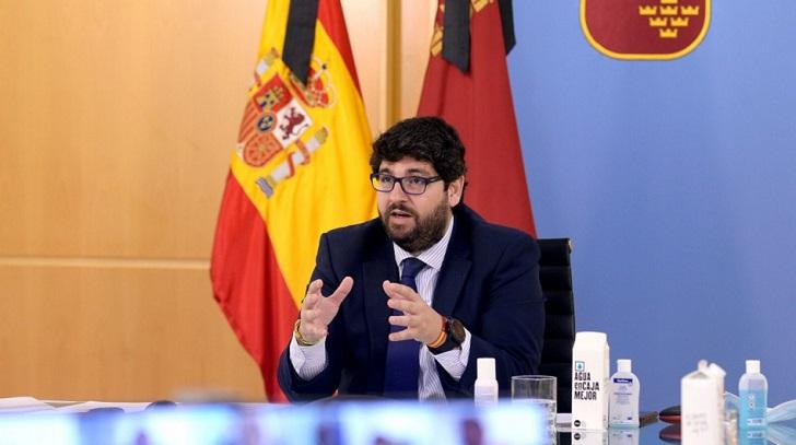 Murcia se convierte en la sexta comunidad que anuncia el uso obligatorio de la mascarilla