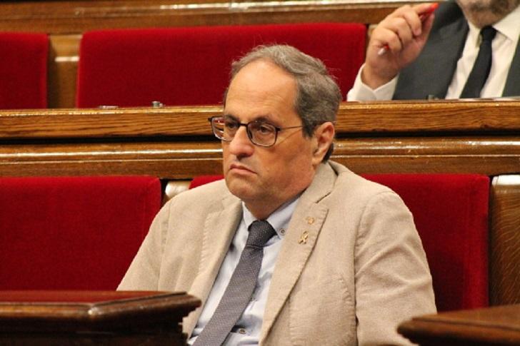 La Generalitat de Cataluña anuncia que la mascarilla será obligatoria, incluso con distancia de seguridad
