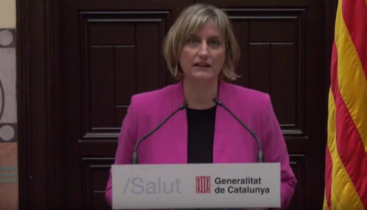 La Generalitat de Catalunya inicia un ensayo clínico para detener el coronavirus