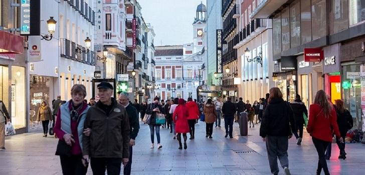 El FMI rebaja al 5,7% la previsión de crecimiento de España en 2021, pero la eleva para 2022