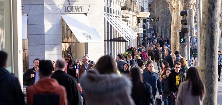 La renta per cápita en España repunta un 2,3% en 2018 y llega a 11.680 euros