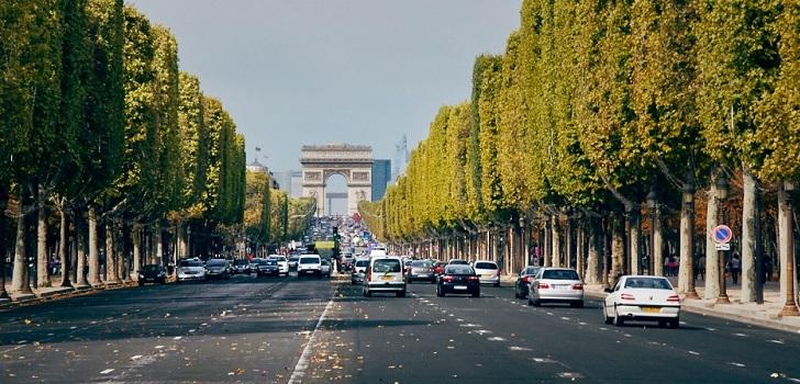 La economía francesa se contrae un 5,3% en el peor trimestre desde 1968