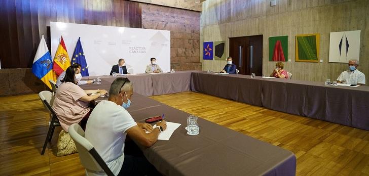 Canarias ampliará en 47.000 metros cuadrados el Hospital del Sur