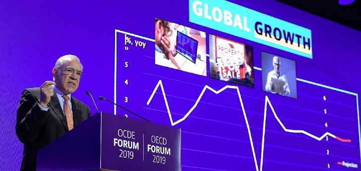 La Ocde recorta sus previsiones de crecimiento global por el coronavirus