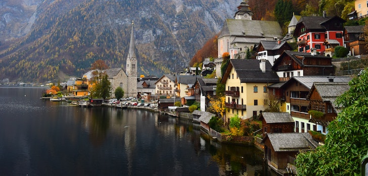 Austria decreta el confinamiento total hasta el 6 de diciembre
