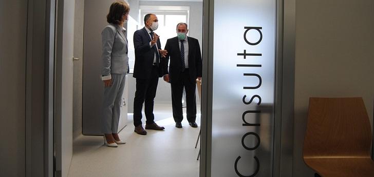La Xunta invierte 1,5 millones de euros en el Hospital de Monforte de Lemos