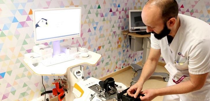 El Hospital Beata María Ana refuerza su unidad de daño cerebral con dos nuevos dispositivos