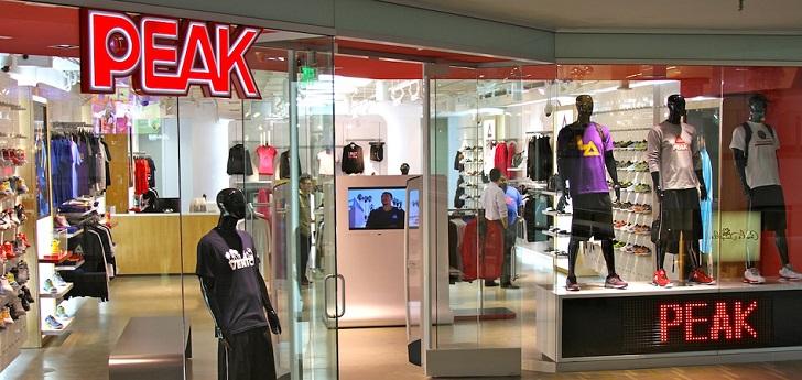 La marca deportiva Peak entra en el sector sanitario para hacer frente a la crisis del Covid-19