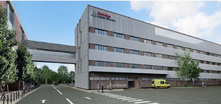 Copisa construye el hospital para a pacientes con Covid-19 en Bellvitge por once millones