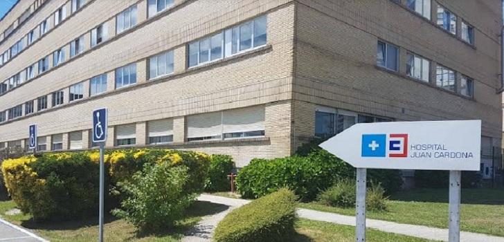 Ribera asume la gestión del Hospital Juan Cardona de Ferrol