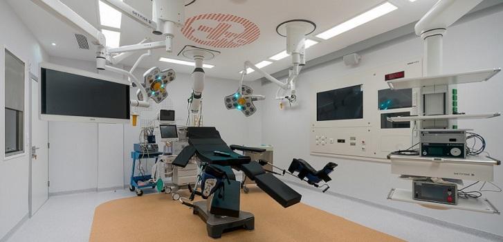 El Hospital Covadonga reforma su bloque quirúrgico por un millón de euros
