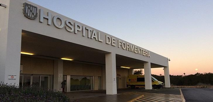 Baleares pondrá en marcha un centro de día en el Hospital de Formentera